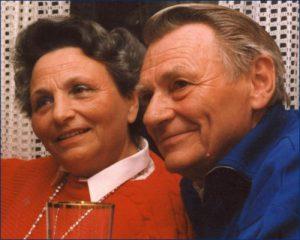 Marga und Bubi Gilgen